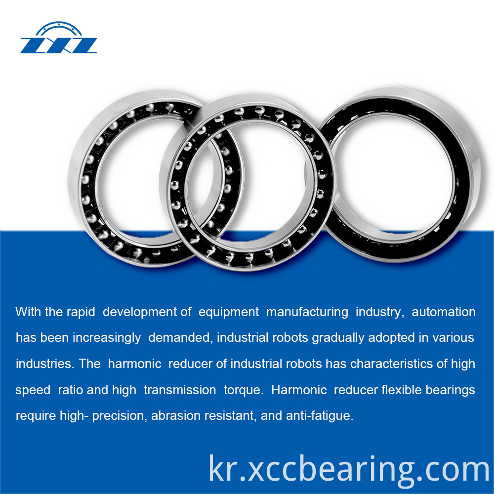Robot Bearings Harmonic Reducer Bearings Type