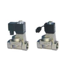 Válvula de solenoide de 2 vías de acción indirecta y normalmente cerrada Válvulas de control de fluido de la serie 2KS