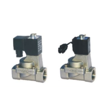 Indirect acting and normally closed type 2/2 way solenoid valve 2KS series fluid control valves