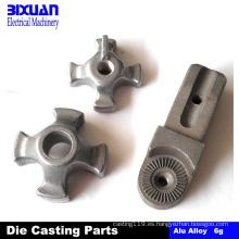 Fundición de aluminio del bastidor de aluminio de la pieza de fundición a presión