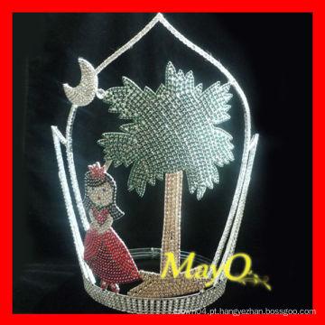 Coroa pageant da beleza para a venda
