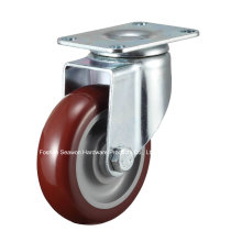 Caster Medium Duty Swivel Polyurethane Caster