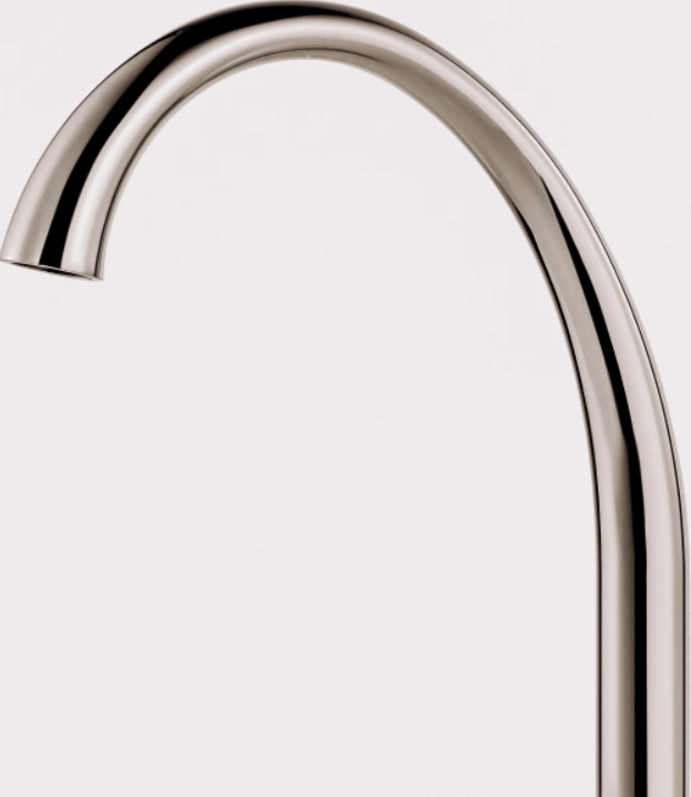 Stainless steel elbow for faucet