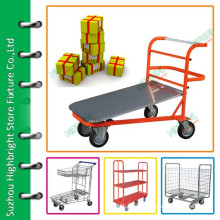 Heavy Duty logistic trolley for warehouse
