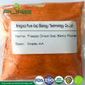 Freeze-dried Organic Goji Powder