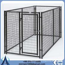 Fabricación de China o diseños de perreras al aire libre cómodos galvanizados del perro