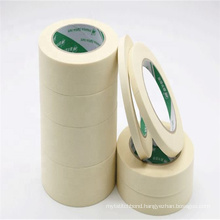Protective hot melt floor masking crepe paper masking tape