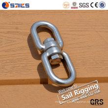 Stainless Steel European Type Eye and Eye Swivel