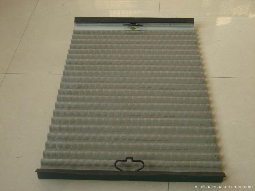 Derrick FLC 500 Series Shaker Screen