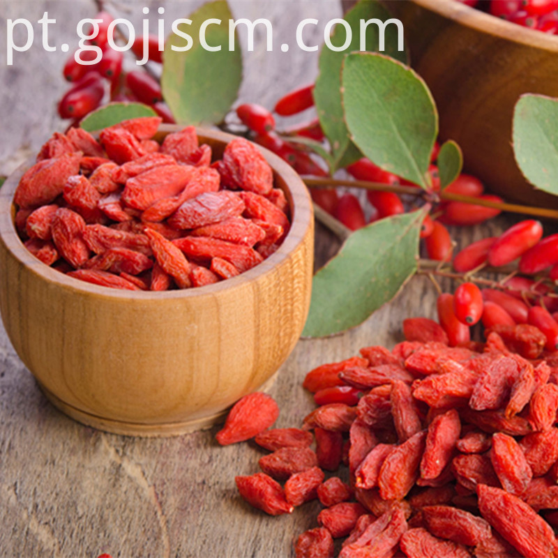 Dark Red Goji Berries