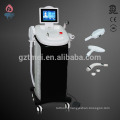Vervical ipl hair removal,laser epilator beauty machine,532nm&1064nm laser wave length