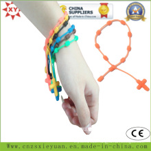 New Style Ruber Wristband Bracelet for Adult and Children