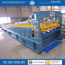 Full-Auto Modern House Color Steel Roof Panel Froming Machine