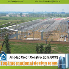 Easy Intall Prefabricated Steel Structures