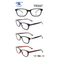 Tr90 Optische Gläser Optischer Rahmen (TR597)