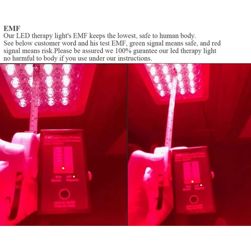Led Therapy Light 660nm e 850nm Full Body Therapy Panel