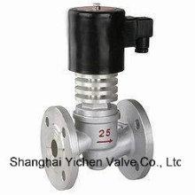 Высокотемпературный упорный Фланец электромагнитный клапан (YCDC41)