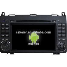 Dual Core! Android 4.4 lecteur de DVD de voiture à écran tactile pour Benz B200 + usine + OEM + Glonass