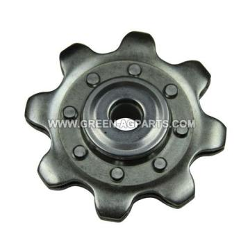 AN102448 John Deere Case-IH 8 Tooth Lower Idler Sprocket 573399 199497C1