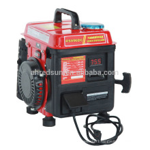 Utility gasoline engine powered inverter charger