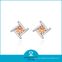 Nice Silver Earring for Girls (SH-E0240)