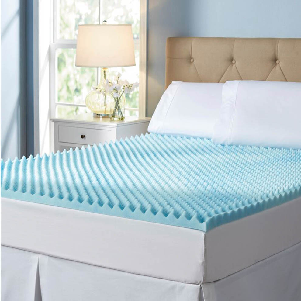 Extra Long Twin Egg Crate Mattress