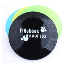 Plastic Transparent Pet Frisbee, Environmental Plastic Advertising Frisbee Dog 22 Cm