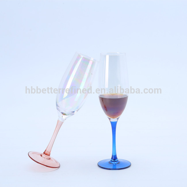 Luster Glass Champagne Flute