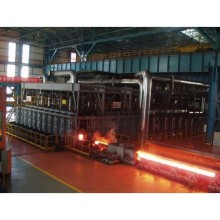 Aire de combustión acumulativa de alta temperatura horno de calentamiento