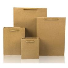 Kraft Paper Bags Clothing Gift Bags, Shopping Bags