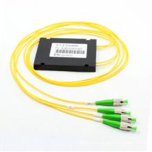 Fibra Óptica de Fibra Óptica de 2 * 2 Fbt con paquete de ABS