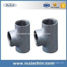 Raccord adapté aux besoins du client de tuyau de fonte ductile d'OEM de China Foundry