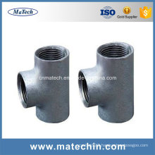 OEM Customized Ductile Cast Iron Pipe Fitting From China Foundry
