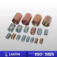 Schlauchhülse Aderendhülse für 4SP, 4SH / 12-16 R12 / 06-16 Aderendhülse für Schlauchanschluss 00400