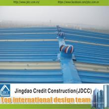 Fabricant de toit préfabriqué de haute qualité
