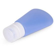 Garrafa de viagem de silicone à prova de alimentos Easy Squeeze