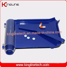 Plastic Alloting Medicine Plate Pill Box (KL-9036)