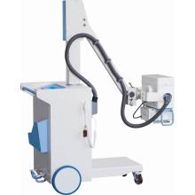 Unité de radiographie Mobile matériel médical 100mA haute fréquence
