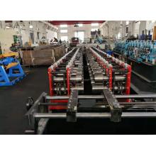 Steel Rack Shelf Roll Forming Machine