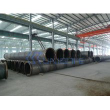 spiral pipe with or without flange(USB-2-006)