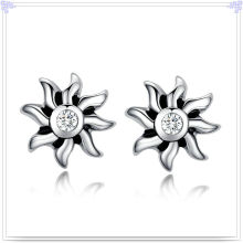 Fashion Jewelry Crystal Jewelry Stainless Steel Earring (EE0221)