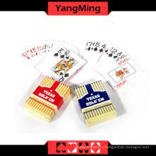 Техас скраб символы игральных карт (Юм-PC04)