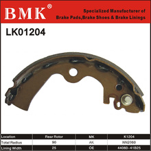 High Quality Brake Shoe (K1204)