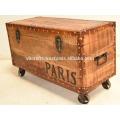 Vintage Industrial Style Box
