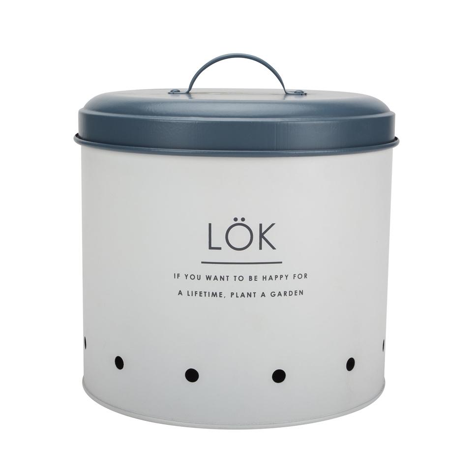 Potato Storage Canister