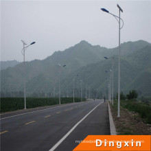 IP67 Driver 12V Max Power 58W LED Street Light Posts