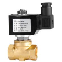 Brass Low Pressure Solenoid Valve (ZS1DF02N1D10)