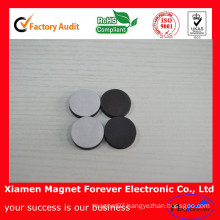 Strong Disc Magnet Rubber Magnet with 3m Adhesive
