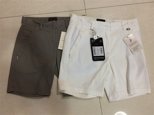 4 Pockets Solid Color Pants