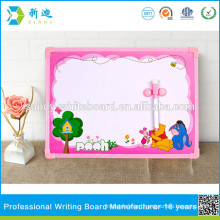 A3 White board with magnet mini magnetic white board